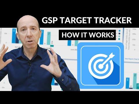 Measure Sales Versus Target In Salesforce with the GSP Target Tracker