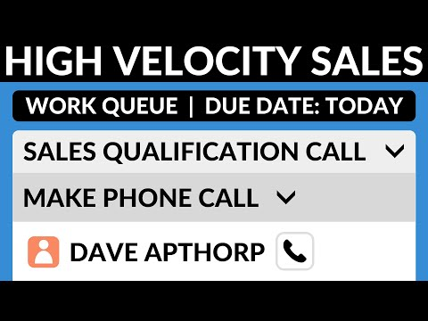 How Salesforce High Velocity Sales Accelerates Your Inside Team Results